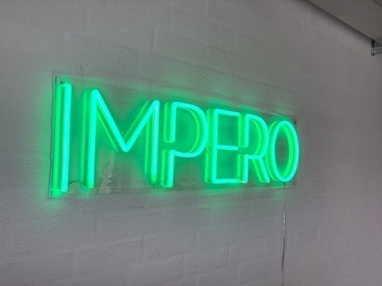 Impero lights up your day