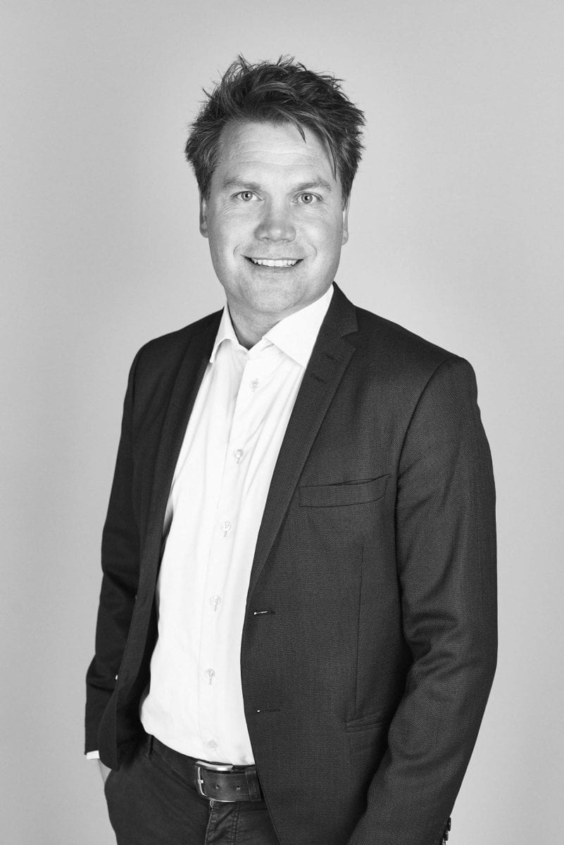 Jacob Engedal Sørensen, Co-founder