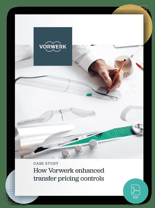 Control framework implemented for Vorwerk in Impero