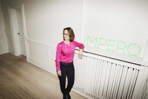 Rikke Skov, CEO Impero GRC platform