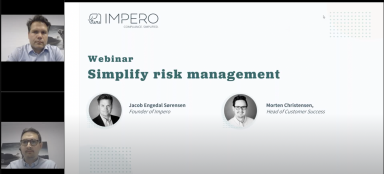 Simplify Risk Management