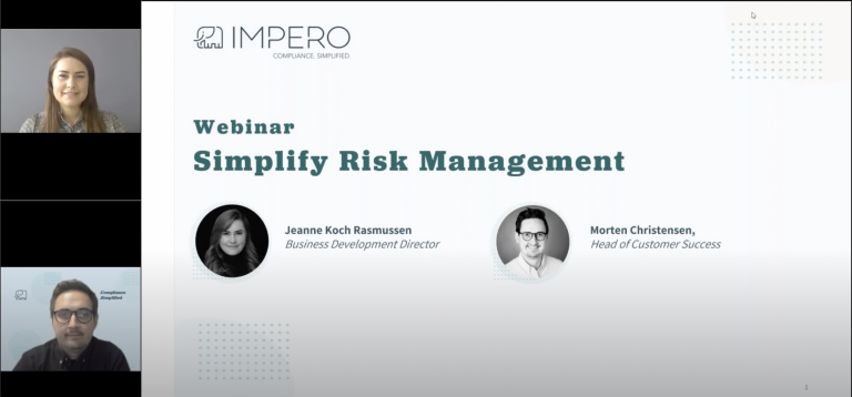 Simplify Risk Management, July 22nd